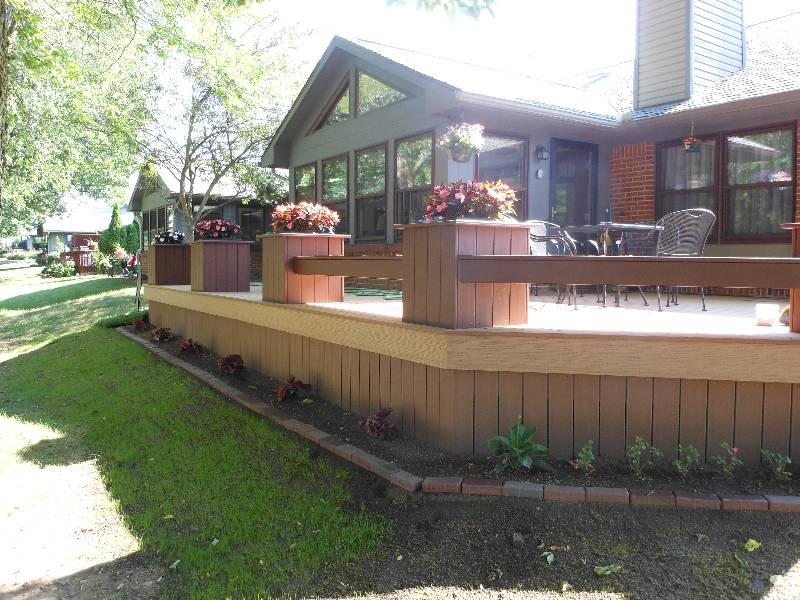 Custom Decks | Kasey Lowry Remodeling & Building